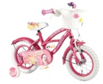 MULINO TWINHEARTS CRUISER 12 MEISJES RN ROZE WIT