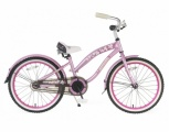POPAL BELA CRUISER 20 MEISJES RN LICHT ROZE 