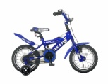 POPAL BIKE 2 FLY 12 JONGENS RN BLAUW