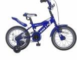 POPAL BIKE 2 FLY 14 JONGENS BLAUW