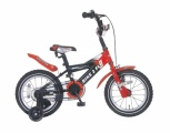 POPAL BIKE 2 FLY 14 JONGENS ROOD