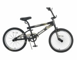 POPAL STUNTFIETS TB06 20 JONGENS ZWART 