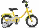 PUKY Z2 12 24CM KINDERFIETS RN GEEL