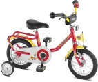 PUKY Z2 12 KINDERFIETS RN ROOD