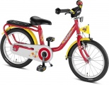 PUKY Z6 16 KINDERFIETS RN ROOD