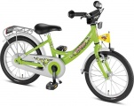 PUKY ZL16-1 ALU 16 KINDERFIETS RN KIWI GROEN