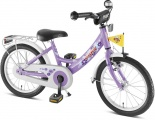 PUKY ZL16-1 ALU SERING 16 KINDERFIETS RN PAARS