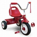 RADIO FLYER CLASSIC READY TO RIDE INKLAPBARE DRIEWIELER 