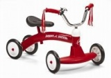 RADIO FLYER CLASSIC SCOOT ABOUT 4 WIELER LOOPFIETS NR20