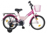 RALEIGH MAX GIRLS 16 MEISJES RN ROZE