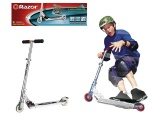 RAZOR STEP SCOOTER ZILVER
