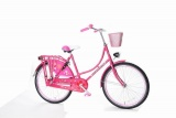 REDY BUTTERFLY 20 34CM OMAFIETS RN DARK PINK