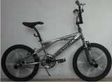 REDY FREESTYLER STEALTH 20 BMX CHROOM BLACK