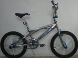 REDY FREESTYLER STEALTH 20 BMX CHROOM BLAUW