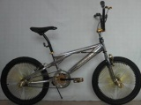 REDY FREESTYLER STEALTH 20 BMX CHROOM GOUD