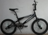 REDY FREESTYLER X-RAY BOOSTER 20 BMX ZWART