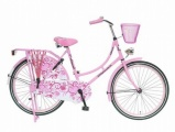 REDY HIGHLANDER 20 34CM OMAFIETS RN PINK FLOWER