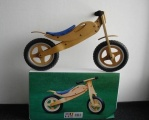REDY HOUTEN LOOPFIETS BLAUW
