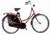 REDY NOSTALGIA CLASSIC F 26 49CM OMAFIETS AUBERGINE 
