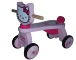 SANRIO HELLO KITTY LOOPFIETS 4-WIELER