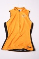 SANTINI SHIRT ZM DONNA DAMES ORANJE ZWART MAAT S  