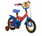 SESAMSTRAAT  ERNIE 12 JONGENS RN BLAUW ROOD