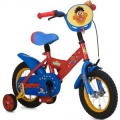 SESAMSTRAAT BERT EN ERNIE 12 JONGENS RN ROOD BLAUW