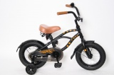 TROY BEACHCRUISER BOY 12 JONGENS RN MAT ZWART