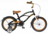 TROY BEACHCRUISER BOY 16 JONGENS RN ZWART