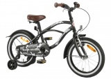 VOLARE BLACK CRUISER 16 JONGENS RN ZWART