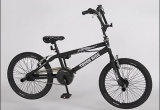 VOLARE BMX FREESTYLE TOUGH RIDE 20 ZWART