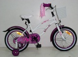 VOLARE HEARTBEAT CRUISER 16 MEISJES RN WIT PAARS 