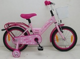 VOLARE HELLO KITTY 16 MEISJES RN ROZE PAARS