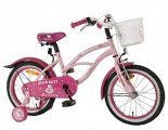 VOLARE HELLO KITTY CRUISER 16 MEISJES RN ROZE 