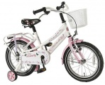 VOLARE LIBERTY CRUISER 16 MEISJES WIT ROZE