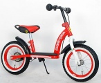 VOLARE LOOPFIETS SCUDERIA FERRARI ROOD
