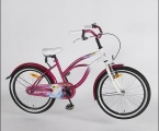 VOLARE SUMMER CRUISER 20 MEISJES RN ROZE WIT