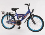 VOLARE THOMBIKE 20 JONGENS RN PAARS BLAUW