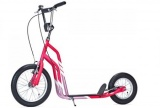 YEDOO CITY SCOOTER MAGENTA ZUURSTOKROZE