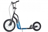 YEDOO CITY SCOOTER ZWART MARINEBLAUW