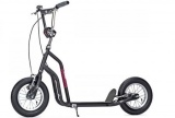 YEDOO OX SCOOTER ZWART MAGENTAROZE