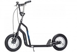 YEDOO OX SCOOTER ZWART MARINEBLAUW