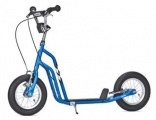 YEDOO WZOOM BLUE SCOOTER 