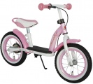 YIPEEH ASHLEY LOOPFIETS ROZE WIT