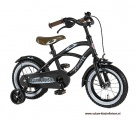 YIPEEH BLACK CRUISER 12 JONGENS RN MAT ZWART
