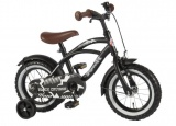 YIPEEH BLACK CRUISER 12 JONGENS RN ZWART