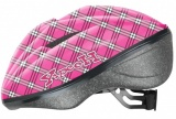 YIPEEH FIETSHELM SCOTTISH PINK
