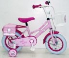 YIPEEH HELLO KITTY 12 OMA RN PAARS ROZE
