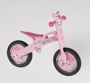 YIPEEH HELLO KITTY HOUTEN LOOPFIETS 12 INCH ROZE
