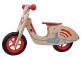 YIPEEH HOUTEN SCOOTER LOOPFIETS